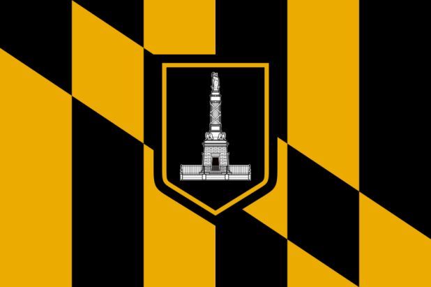 BMore Flag